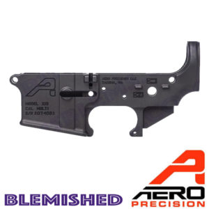AR15 Stripped Lower Receiver BLEM