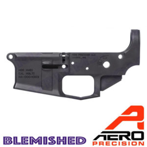 M4E1 Stripped Lower Receiver BLEM