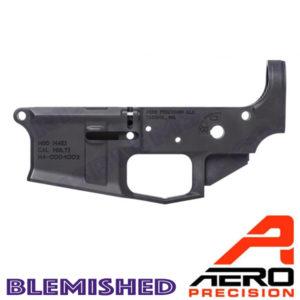 M4E1 Stripped Lower Receiver BLEM